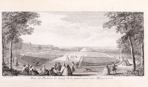 Jacques Rigaud c1736 engraving